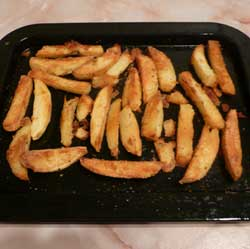 Oven Chips Recipe