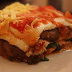 Mushroom Lasagne Recipe