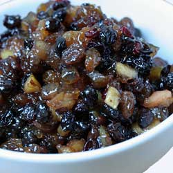 Mincemeat Flan Recipe