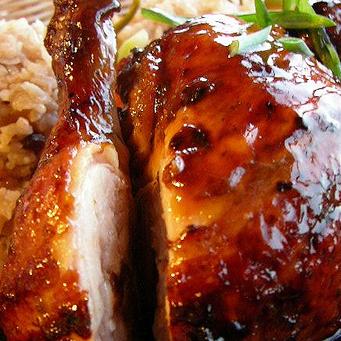 Jerked Chicken (Jamaican)
