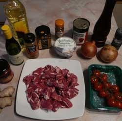 Paprika Spiced Lamb