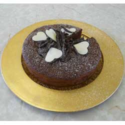 Chocolate Brandy Torte Recipe